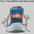Tall Tale Medicine Machine ft. Denmark Vessey - Shoe String Theory Artwork