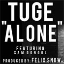 TUGE ft. Sam G - Alone Artwork