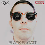 TunK - Black Bugatti ft. Madchild Artwork