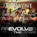 T-Wayne (T-Pain x Lil Wayne) ft. Smoke (of Field Mob) - Hoes & Ladies Artwork