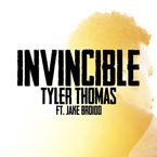 Tyler Thomas ft. Jake Broido - Invincible Artwork