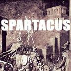 Tyrone Briggs - Spartacus Artwork