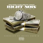 Uncle Murda - Right Now (Remix) ft. Future, Fabolous & Jadakiss Artwork