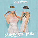 Uno Hype - Summer Fun. Artwork