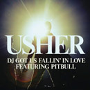Usher ft. Pitbull - DJ Got Us Fallin&#8217; in Love Artwork