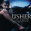 Usher ft. Nicki Minaj - Lil Freak Artwork