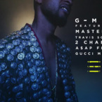 Usher - No Limit (G-Mix) ft. Master P, 2 Chainz, A$AP Ferg, Gucci Mane & Travi$ Scott Artwork