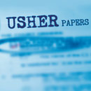 Usher - Papers Artwork