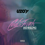 UZOY - Cold Fronts Artwork