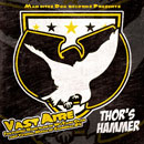 Vast Aire ft. Raekwon &amp; Vordul Mega - Thor&#8217;s Hammer Artwork