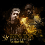Verbal Kent - Suitcase Switch ft. Freddie Gibbs Artwork
