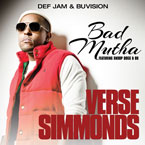Verse Simmonds ft. Snoop Dogg - Bad Mutha Artwork