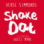 Verse Simmonds ft. Gucci Mane - Shake Dat Artwork