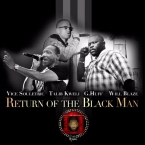 Vice Souletric - Return of the Black Man ft. Talib Kweli, G. Huff & Will Blaze Artwork