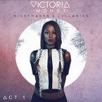 Victoria Monét ft. B.o.B - For the Thrill Artwork