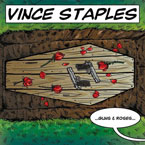 Vince Staples - Guns & Roses Artwork