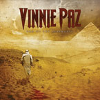 Vinnie Paz - The Oracle Artwork