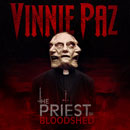 Vinnie Paz - Death Messiah 2012 Artwork