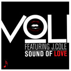 Voli ft. J. Cole - Sound of Love Artwork