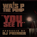 Wais P - You See It Artwork