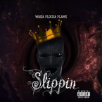 Waka Flocka Flame - Slippin Artwork