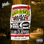 Wale ft. Nicki Minaj & Juicy J - Clappers Artwork