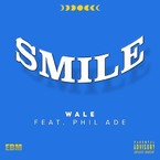 Wale - Smile ft. Phil Ade Artwork