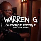 Warren G - Comfortable (Freestyle) Artwork