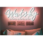 Watsky - Whoa Whoa Whoa Artwork