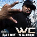 WC - That's What I'm Talkn' Bout Artwork