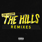 The Weeknd - The Hills (Remix) ft. Nicki Minaj Artwork