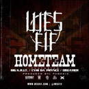 Wes Fif ft. Big KRIT, Cyhi Da Prynce, Dreamer (of Hollyweerd) - Hometeam Artwork