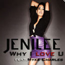 Jenilee Reyes ft. Myke Charles - Why I Love U Artwork