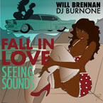 Will Brennan - Fall In Love (Seeing Sounds) Artwork