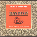 Will Brennan - Hashish Artwork