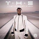 will.i.am ft. Mick Jagger &amp; Jennifer Lopez - T.H.E. (The Hardest Ever) Artwork