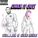will.i.am & Nicki Minaj - Check It Out Artwork