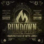 With Lions - Rundown (Yeshua x King Los Remix) Artwork
