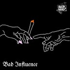 Wiz Khalifa - Bad Influence Artwork