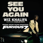 Wiz Khalifa - See You Again ft. Charlie Puth Artwork