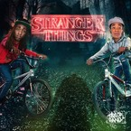 Wiz Khalifa - Stranger Things ft. J.R. Donato Artwork