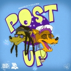 Wiz Khalifa & Ty Dolla $ign - Post Up Artwork