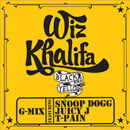 Wiz Khalifa ft. Snoop Dogg, Juicy J &amp; T-Pain - Black &amp; Yellow (G-Mix) Artwork