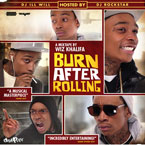 B.A.R. (Burn After Rolling) Artwork