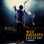 Wiz Khalifa ft. Akon - Let It Go Artwork