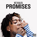 Wiz Khalifa - Promises Artwork
