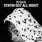 Wiz Khalifa - Stayin' Out All Night Artwork