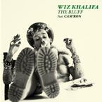 Wiz Khalifa ft. Camron - The Bluff Artwork