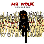 Weapons of Audio - Mr. Wolfe Artwork