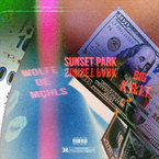 WOLFE de MÇHLS - Sunset Park ft. Big K.R.I.T. Artwork